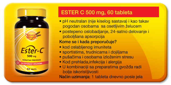 natural wealth ester c vitamin